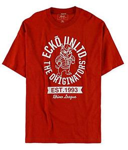 """*NWT* Ecko Unltd. Men's """"Originators"""" Graphic Red T-Shirt Size Medium  MSRP:$45"""