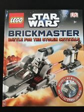 LEGO Brickmaster Battle For The Stolen Crystals