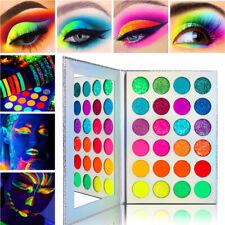 INS HOT!!! Matte Sequins Glow Eye Shadow Pigment Fluorescent Eyeshadow Palette~~
