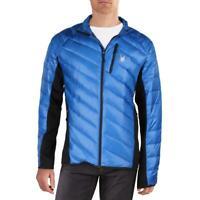 Spyder Mens Lightweight Insulated Coat Puffer Jacket Outerwear BHFO 0015