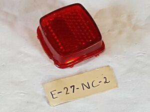 FORD CONSUL ZEPHYR ZODIAC MK I 10/1954-56 TAIL LIGHT REFLEX E27-NC-2 NOS!