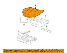 Cadillac GM OEM 00-03 DeVille Front Seat-Cushion Bottom Cover Left 12493366