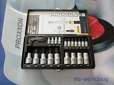 Proxxon 23102 Torx Steckschlüsselsatz 23-teilig NEU