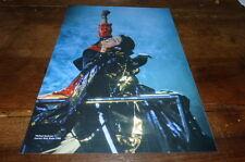 MICHAEL JACKSON - Mini poster couleurs 4 !!!!!!!!!
