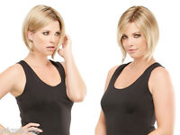 Short Straight Lace Front Monofilament Hand Tied Victoria by Jon Renau Wigs