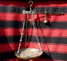Antique Brass Hanging Scales