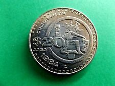 MEXICO 1984 20 Pesos