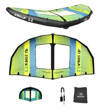 WattSup Wing 3.2m Voile Cerf-Volant Surf Feuille Windsegel Sup Aile Accessoires