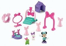 BOW-TIQUE Fisher-Price Minnie Mouse Paw Pack 12 Piece Set BNIB