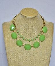 Premier Designs Mint Green Necklace