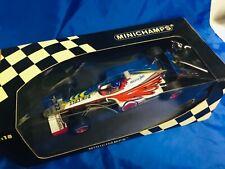 MINICHAMPS PMA 1/18 JACQUES VILLENEUVE Honda 01 Supertec BAR Formula 1 NIB