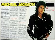 *French magazine 1988: MICHAEL JACKSON_BAYEUX's tapestry