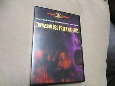 "DVD ""L'INVASION DES PROFANATEURS"" Donald SUTHERLAND, Jeff GOLDBLUM / horreur"