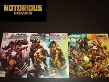 Savage Avengers 1 2 3 4 5 Complete Comic Lot Run Set Marvel Conan Collection