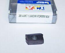(10) 3M AXKT 130424R-PDRMM IC928 ISCAR METALS MILLING INSERTS - 5602947