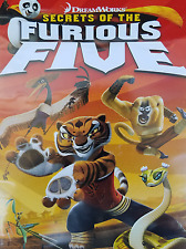 Secrets of the Furious Five (DVD) The Kung Fu Panda story continues, DreamWorks