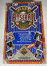1992 Upper Deck Baseball Factory Sealed Foil Box 36 Packs  Ted Williams Back