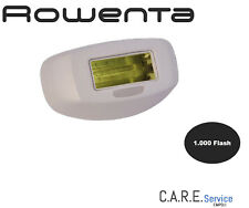 ROWENTA LAMPADA FLASH DEPILATORE LUCE PULSATA DERMA PERFECT EP97 EP98 1000 FLASH