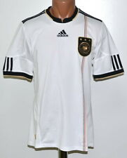 ab5984569ce GERMANY NATIONAL TEAM 2010 2011 HOME FOOTBALL SHIRT JERSEY ADIDAS SIZE S  ADULT