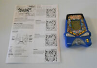 ATTACK FROM MARS Vintage Tiger Electronics LCD Handheld Video Game w/Inst Ufix