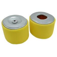2 x Non Genuine Air Filters Compatible With Honda GX340 GX390 Engine