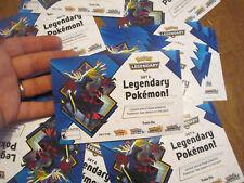 Pokemon Legendary YVELTAL or XERNEAS Ultra Sun & Moon ONLY Code GameStop Event