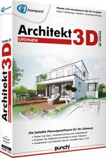 Architekt 3D Ultimate 20 Win CD/DVD EAN 4023126119735