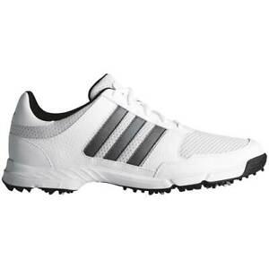 Adidas Tech Response Men's Golf Shoes White/Silver/Black