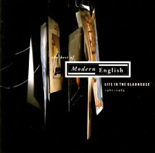 MODERN ENGLISH Life In The Gladhouse - The Best Of Modern English 1980-1984 - CD