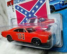 Maisto 1969 Dodge Charger.. The Dukes of Hazzard..Custom!  General Lee... Zgrafx