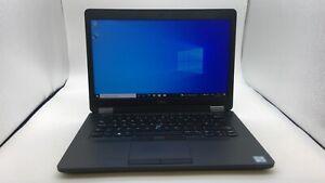 Dell Latitude E5470   I5-6300U 2.40GHZ 8Gb 256Gb SSD Windows 10 - UK keyboard