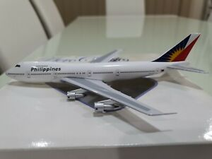AeroClassics 1/400 Philippines Airlines Boeing 747-200 RP-C5745 - Very Rare