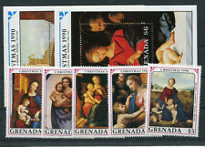 Grenada Kunst Bedeutende Persönlichkeit Grenadines Kultur Briefmarken