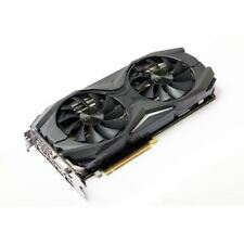 ZOTAC GeForce GTX 1080 AMP! Edition, Grafikkarte (HDMI, 3x DisplayPort, DVI-D)