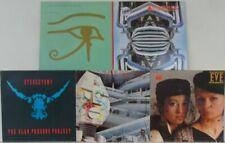 5x Vinyl LP Bundle Sammlung The Alan Parsons Project: Stereotomy / I Robot /Eve