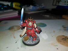Primaris captain blood angels