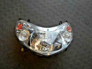Peugeot Elystar 50 TSDI Scheinwerfer