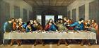 The Last Supper - Art Print Of Vintage Art