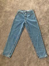NEW Jordache Basics Tapered Reg Blue Denim Jeans. JD430