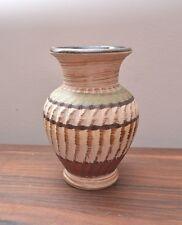 Stylish Mid Century Dumler & Breiden Vase from the 'Terra' Series