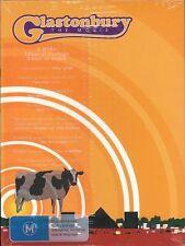 Glastonbury The Movie DVD box set NEWAll region PAL