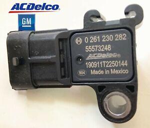 OEM 1 Bar Manifold Absolute Pressure Sensor MAP Sensor GM 55573248 Fix P0107