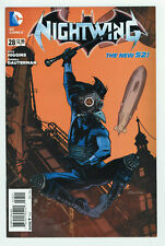 NIGHTWING #28 8.0 1 IN 25 STEAMPUNK VARIANT NEW 52 WHITE PGS 2014