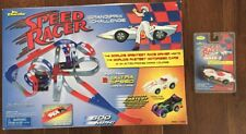 2002 Darda Speed Racer Grand Prix Challenge Race Track Factory Sealed Rare Mint