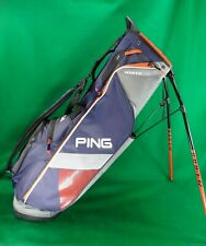 PING Hoofer Lite 4-way stand bag w/ dual strap * $20 SHIPPING *