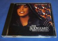 1992 Whitney HOUSTON The Bodyguard Movie Music CD Album 13 Tracks Joe COCKER