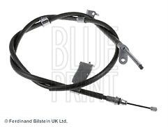 Fits Qashqai j10 Petrol & Diesel 07-13 Offside R/H Rear Handbrake Cable