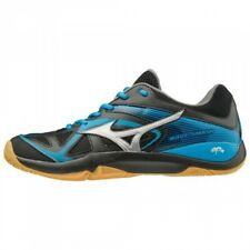 Mizuno Badminton shoes WAVE SMASH5 71GA1960 Black × Silver × Blue