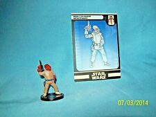 WotC Star Wars Miniatures Mon Calamari Mercenary, Rebel Storm 53/60, Fringe, Com