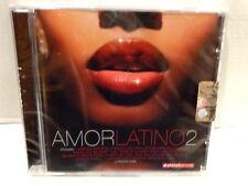 AMOR LATINO 2  -  CD 2009  NUOVO E SIGILLATO